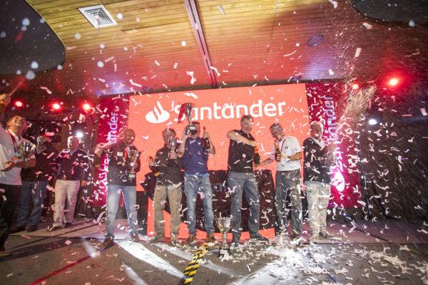 #SDLVSantander: Premiación